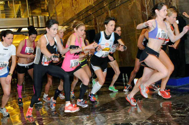 The Empire State Building Run-Up