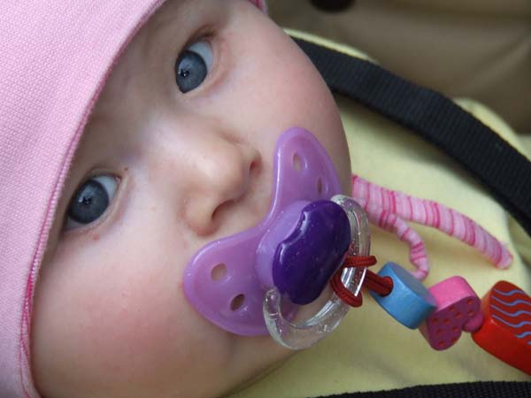 4.) Most babies are born with blue eyes; exposure to UV light brings out their true color.
