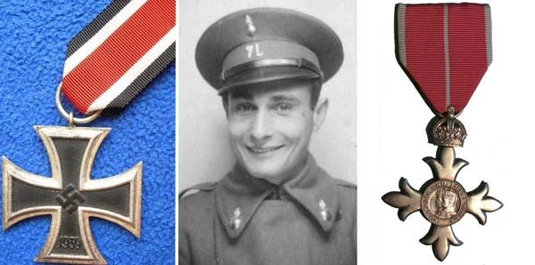 8.) A soldier received awards from the Axis AND Allies in WWII: Joan Pujol Garcia, a spy and double agent, managed to earn both the Iron Cross from the Germans and the Most Excellent Order by the British Empire.