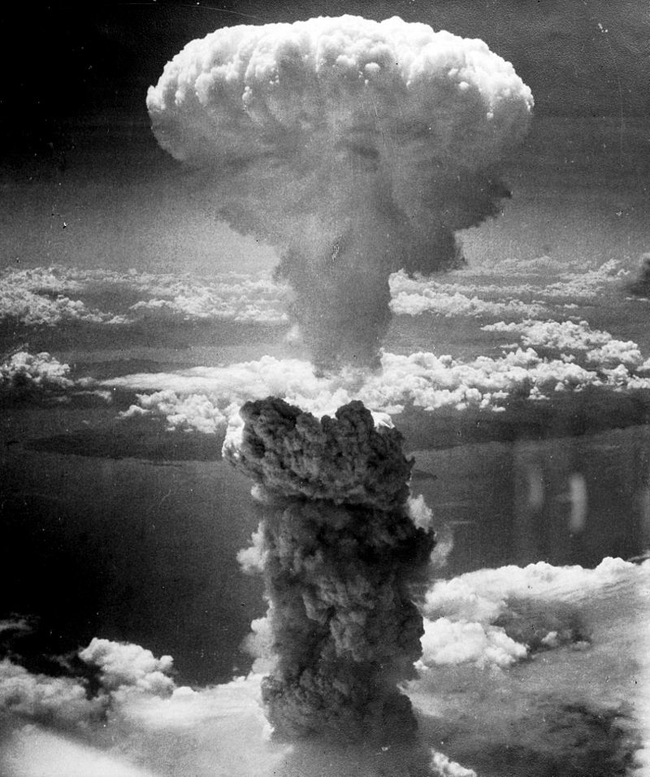 In 1914 science fiction writer H.G Wells predicted the atomic bomb, which wasn