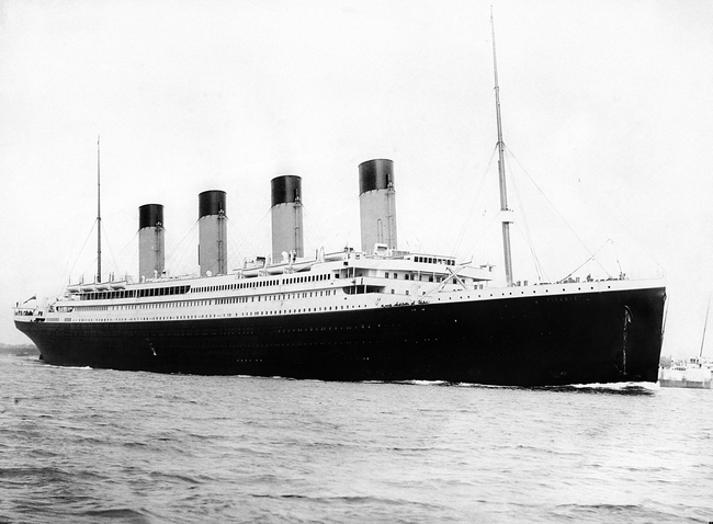 In 1898 Morgan Robertson predicted the sinking of the Titanic in her short story,