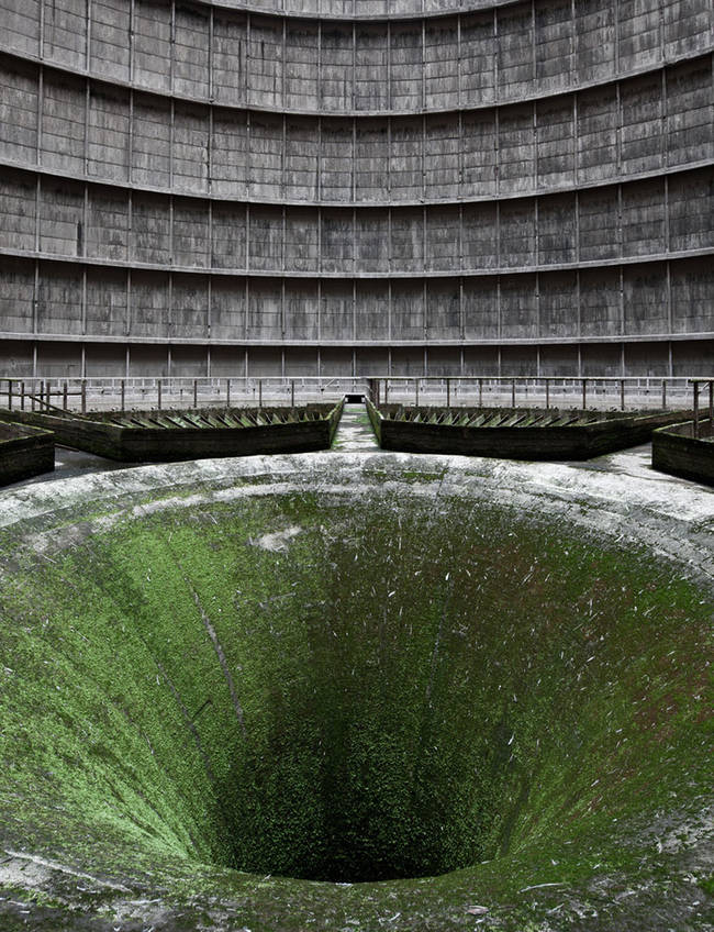 I.M. Cooling Tower, Belgium.