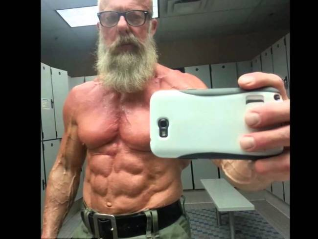 Old Ripped Guys.