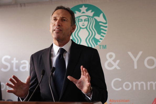 Howard Schultz - Starbucks