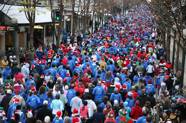 The Jingle Run