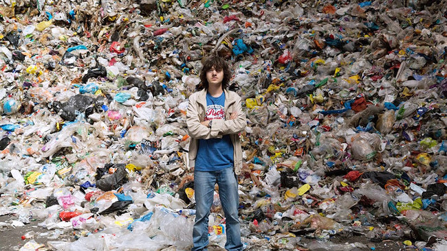 Slat invented a way to rid oceans of damaging plastic refuse. It sounds rather far-fetched, but when you hear more about his invention, you
