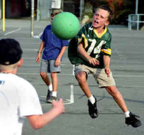Top 10 Activities Seldom Seen Outside Gym Class