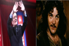 Ted Cruz princess bride