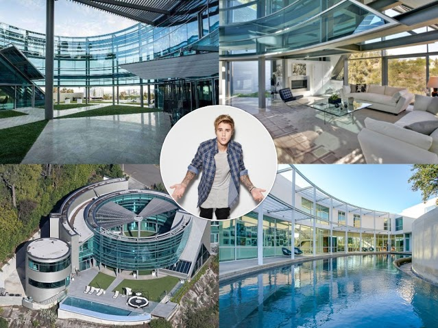 Justin bieber hasnt actually bought a house yet but hes known for renting extremely expensive and lavish houses his latest dwelling place is the 60