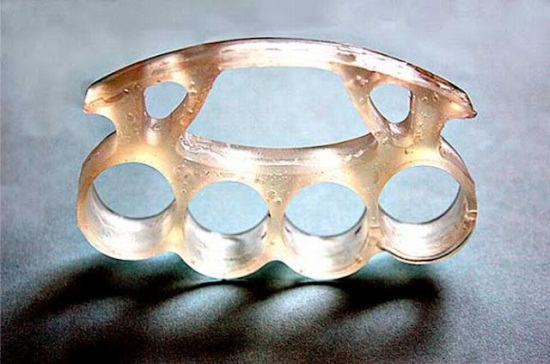 Brass Knuckles Soap